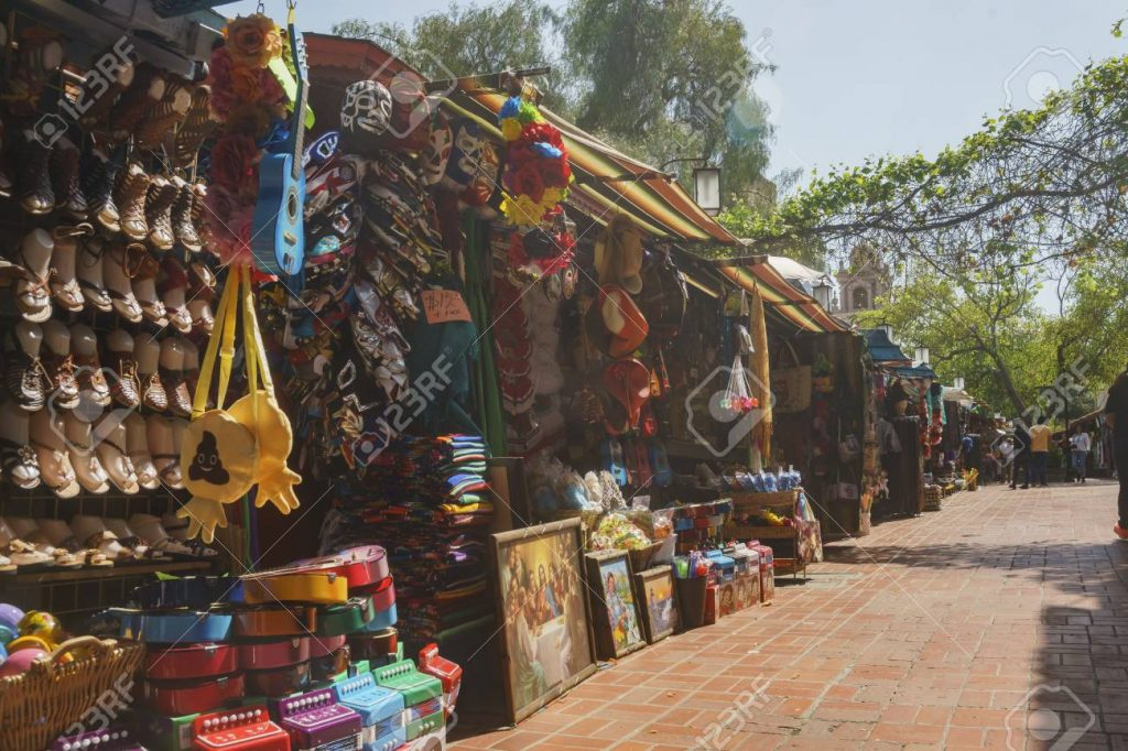 The Olvera Street