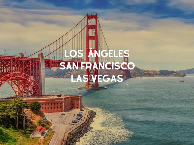 """""""Ruta Los Ángeles + San Francisco + Las Vegas 2020"""""""