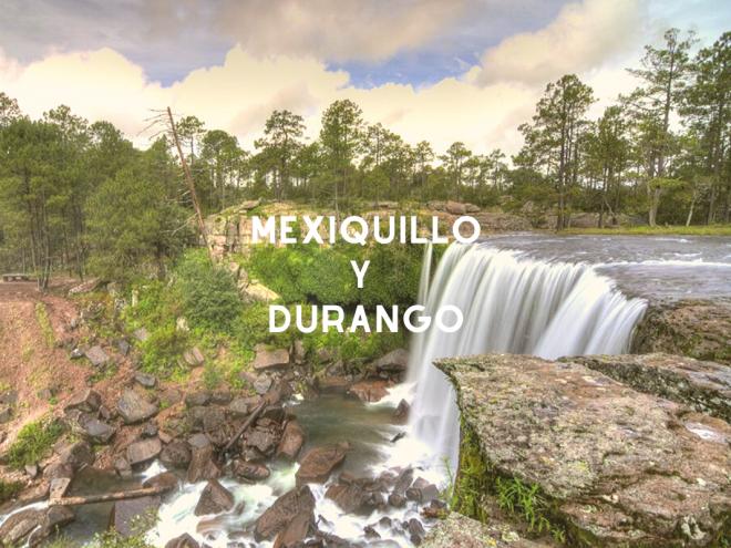 Mexiquillo y Durango