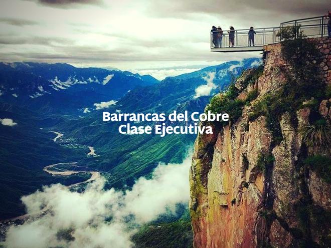 Barrancas Del Cobre Clase Ejecutiva